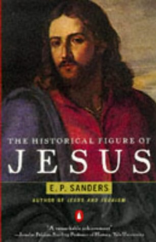 Historical Figure of Jesus   1995 edition cover