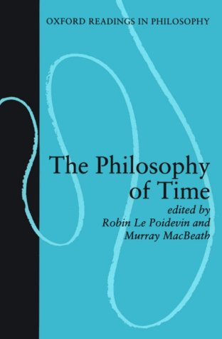 Philosophy of Time   1993 edition cover