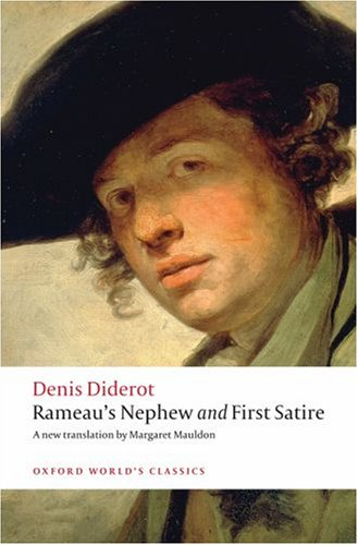 Rameau's Nephew and First Satire   2008 9780199539994 Front Cover