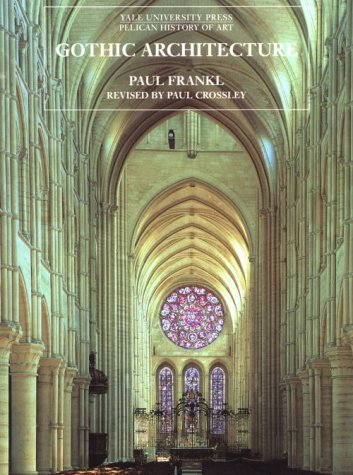 Gothic Architecture  2nd 2001 edition cover