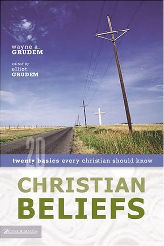 Christian Beliefs Twenty Basics Every Christian Should Know  2005 9780310255994 Front Cover