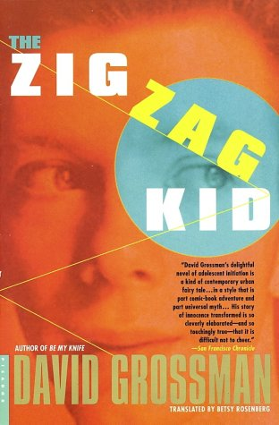 Zig Zag Kid  Revised edition cover