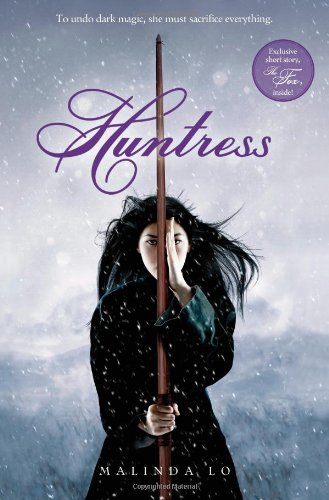 Huntress  N/A edition cover