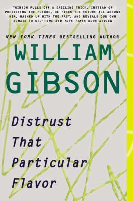 Distrust That Particular Flavor  N/A edition cover