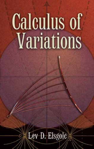 Calculus of Variations  N/A edition cover