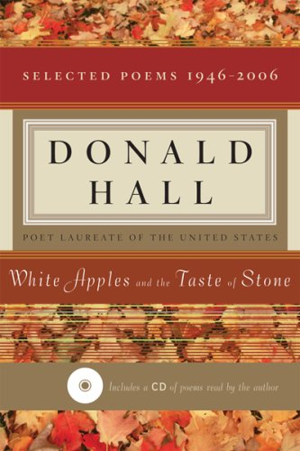 White Apples and the Taste of Stone Selected Poems, 1946-2006  2006 edition cover