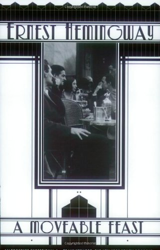 Moveable Feast   1992 edition cover