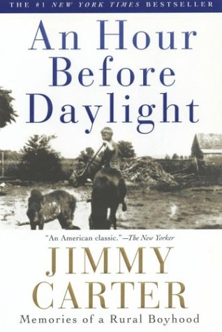 Hour Before Daylight Memories of a Rural Boyhood  2001 (Reprint) edition cover