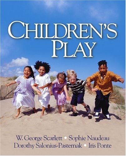 Children's Play   2005 edition cover