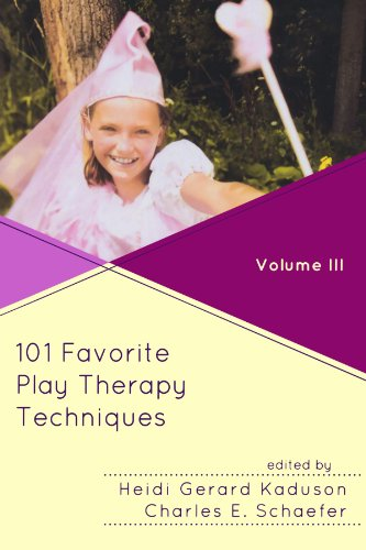 101 Favorite Play Therapy Techniques  N/A edition cover