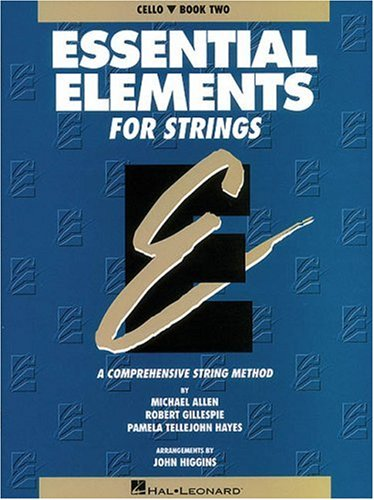 Essential Elements for Strings Cello N/A 9780793542994 Front Cover