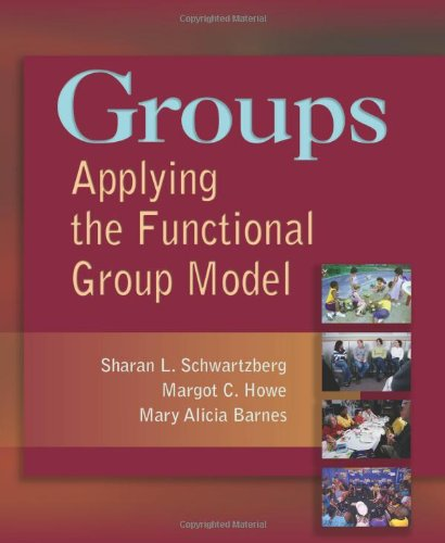 Groups Applying the Functional Group Model  2008 edition cover
