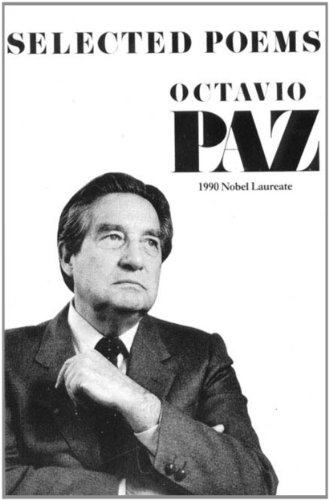Selected Poems of Octavio Paz   1984 edition cover