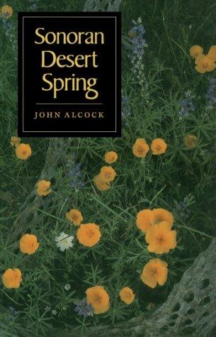 Sonoran Desert Spring  Reprint edition cover