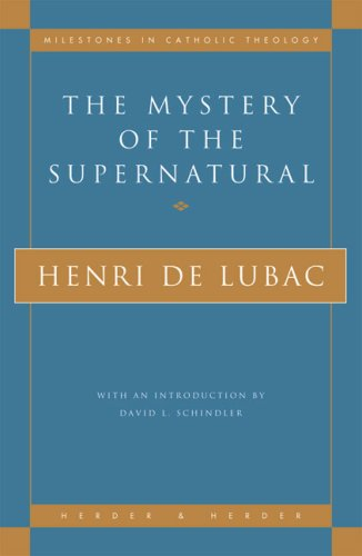 Mystery of the Supernatural  N/A edition cover
