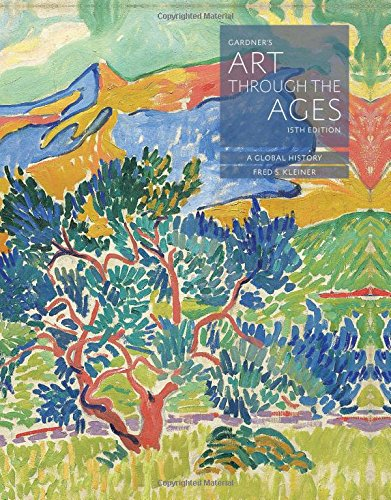 Gardner's Art Through the Ages A Global History 15th 2016 edition cover