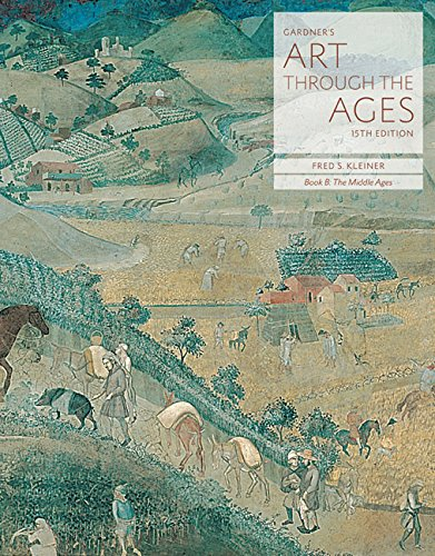 Gardner's Art Through the Ages: Backpack Edition, Book B: the Middle Ages  2015 edition cover