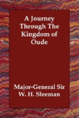 Journey Through the Kingdom of Oude N/A 9781406821994 Front Cover