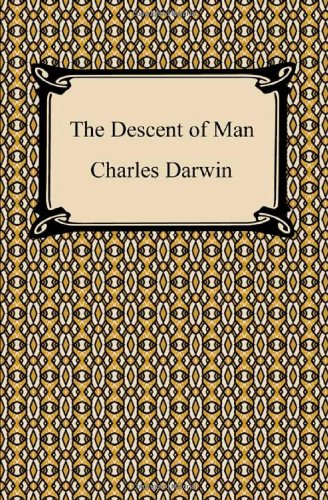 Descent of Man  N/A 9781420933994 Front Cover