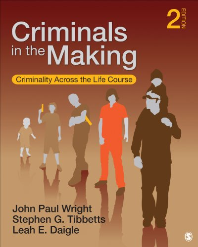Criminals in the Making Criminality Across the Life Course 2nd 2014 edition cover