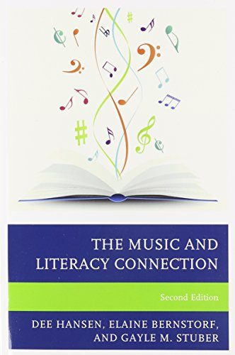 Music and Literacy Connection  2nd 2014 (Revised) edition cover