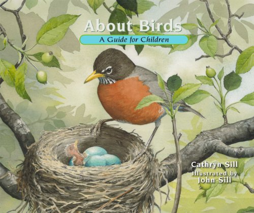 About Birds A Guide for Children 2nd 2013 (Revised) edition cover