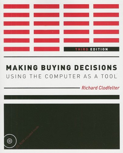 Making Buying Decisions Using the Computer as a Tool 3rd 2008 (Revised) edition cover