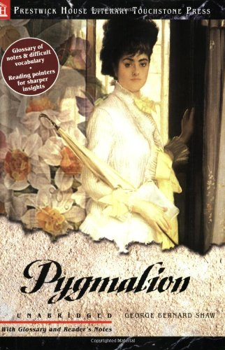 Pygmalion - Literary Touchstone Edition  2005 edition cover