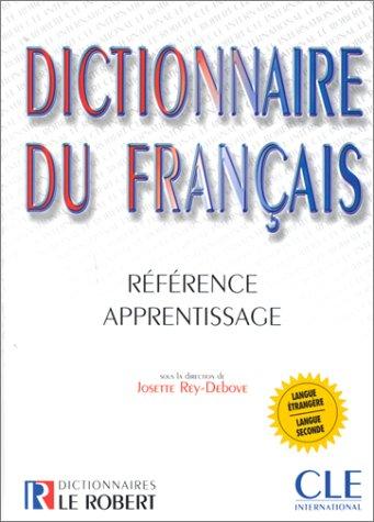 Dictionnaire du Francais  N/A edition cover