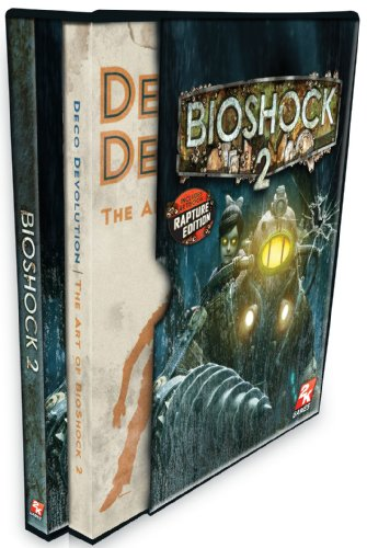 BioShock 2 - Rapture Edition Xbox 360 artwork