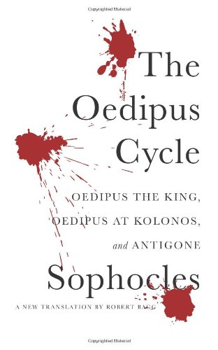 Oedipus Cycle A New Translation  2012 edition cover