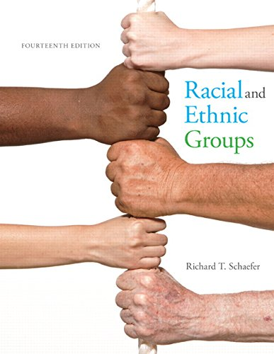 Racial and Ethnic Groups  14th 2015 9780133770995 Front Cover