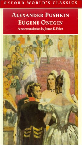 Eugene Onegin A Novel in Verse N/A edition cover