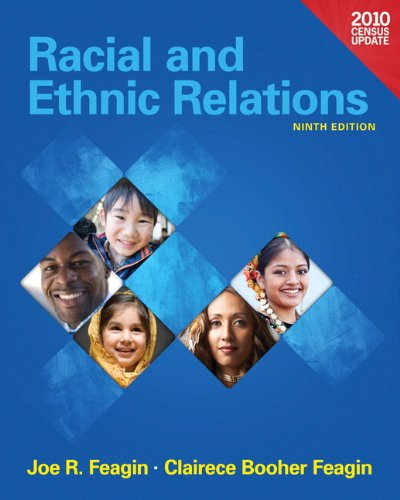 Racial and Ethnic Relations  9th 2012 (Revised) edition cover