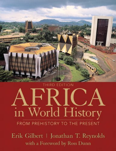 Africa in World History From Prehistory to the Present 3rd 2012 (Revised) edition cover