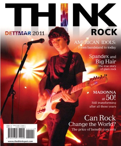 Think Rock   2011 edition cover