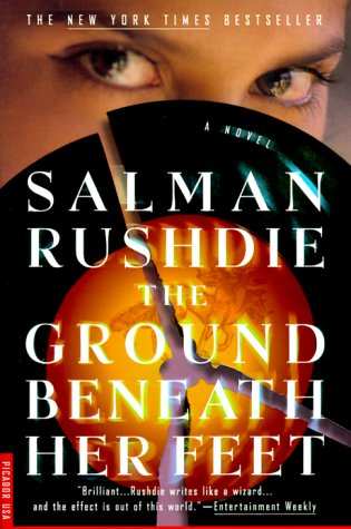 Ground Beneath Her Feet   2000 edition cover