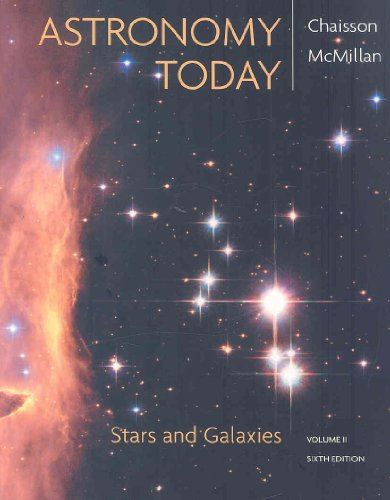 Astronomy Today Stars and Galaxies 6th 2008 edition cover