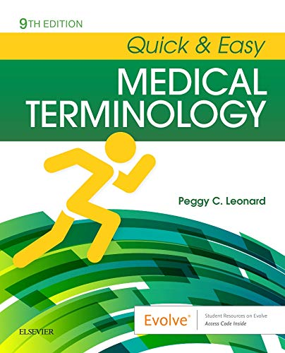 Quick & Easy Medical Terminology:   2019 9780323595995 Front Cover