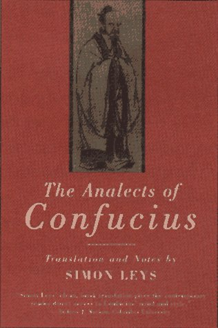Analects of Confucius   1997 edition cover