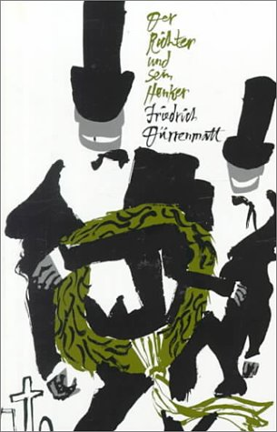 Judge and His Hangman   1964 edition cover