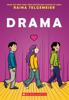Drama   2012 9780545326995 Front Cover