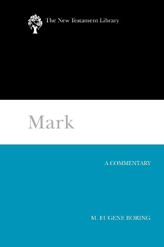Mark A Commentary N/A edition cover