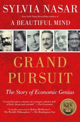 Grand Pursuit The Story of Economic Genius  2011 edition cover