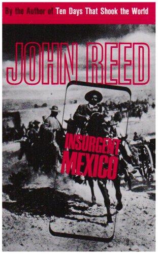 Insurgent Mexico  Reprint edition cover