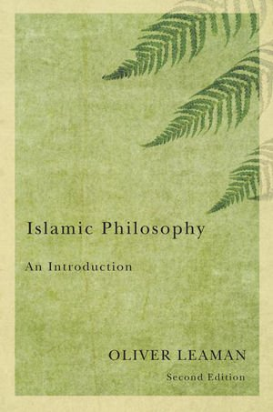 Islamic Philosophy An Introduction 2nd 2010 edition cover