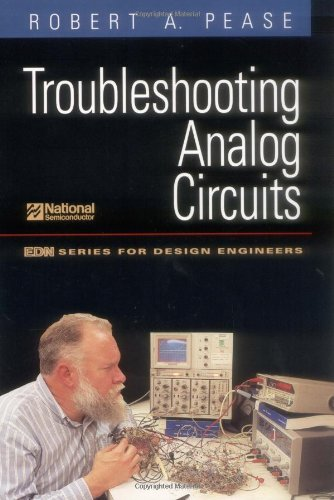 Troubleshooting Analog Circuits   1993 edition cover