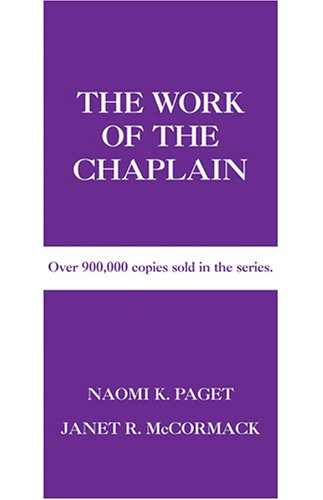Work of the Chaplain   2006 edition cover