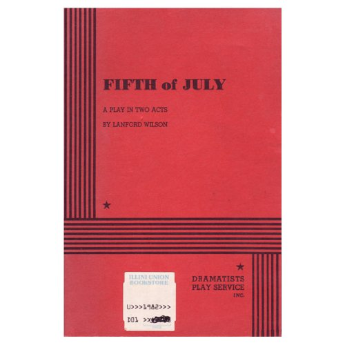 Fifth of July   1982 edition cover