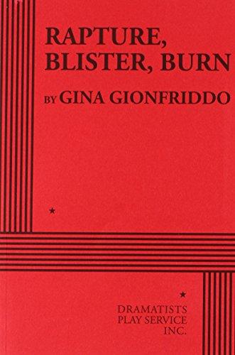 Rapture, Blister, Burn:   2014 edition cover